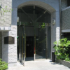 在港區內租賃1K 公寓大廈 的房產 入口大廳