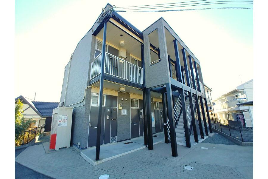 1K Apartment to Rent in Akashi-shi Exterior