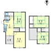 4DK House to Buy in Matsubara-shi Floorplan