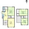 4DK House to Buy in Matsubara-shi Floorplan