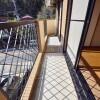 2DK Apartment to Rent in Hino-shi Balcony / Veranda