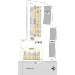 Whole Building {building type} in Chuohoncho(3-5-chome) - Adachi-ku Floorplan