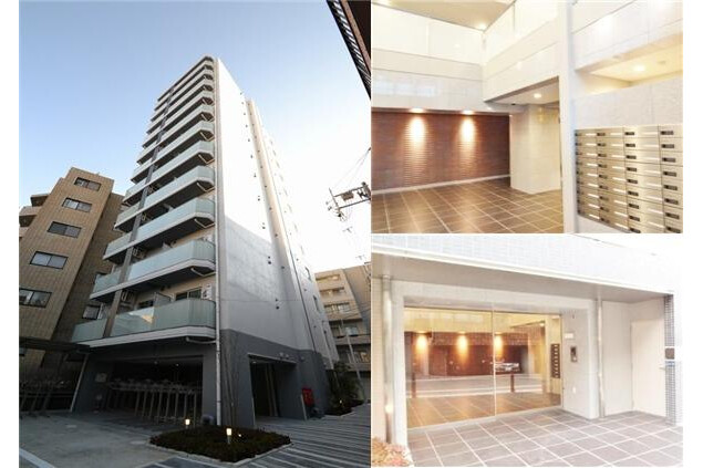 1K Apartment to Rent in Shinagawa-ku Exterior