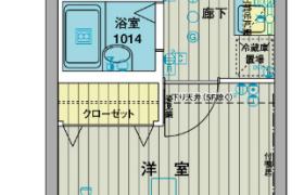 1K Mansion in Higashiyamacho - Itabashi-ku