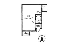 1R Mansion in Nakamuraminami - Nerima-ku