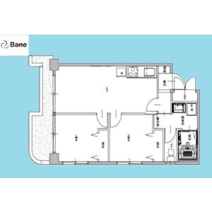 2DK {building type} in Sakuradai - Nerima-ku Floorplan