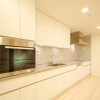 4LDK Apartment to Rent in Meguro-ku Kitchen
