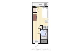 世田谷區下馬-1R公寓大廈