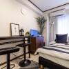 1R Apartment to Rent in Shinjuku-ku Western Room