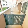 3LDK Apartment to Buy in Nakano-ku Balcony / Veranda