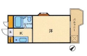 1R {building type} in Minamikarasuyama - Setagaya-ku