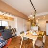 2LDK Apartment to Rent in Ota-ku Living Room