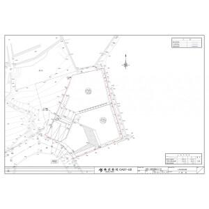 Land only {building type} in Hibarigaoka - Takarazuka-shi Floorplan