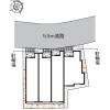 在横須賀市内租赁1K 公寓 的 楼层布局
