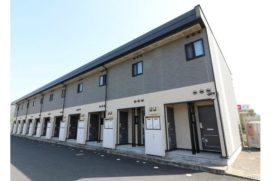 1K Apartment to Rent in Yosa-gun Yosano-cho Exterior