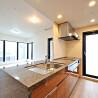 2LDK Apartment to Buy in Osaka-shi Chuo-ku Kitchen