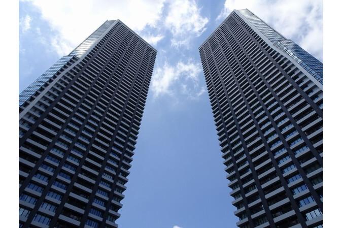 1LDK Apartment to Buy in Chuo-ku Exterior