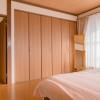 在京都市東山區購買4LDK 公寓大廈的房產 臥室