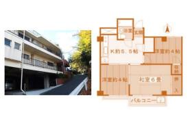 3K {building type} in Shimmachi - Hino-shi