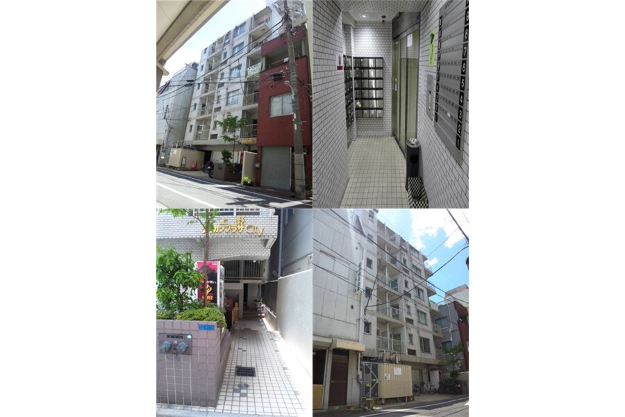 1R Apartment to Rent in Taito-ku Exterior