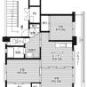 3DK Apartment to Rent in Shima-shi Floorplan