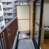 1R Apartment to Rent in Minato-ku Balcony / Veranda