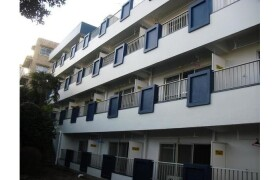 横濱市鶴見區岸谷-1K公寓大廈