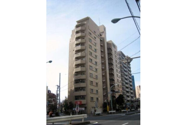 2DK Apartment to Rent in Arakawa-ku Exterior