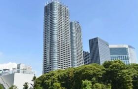 港区東新橋-2LDK公寓大厦