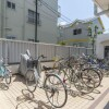 1R Apartment to Rent in Ota-ku Outside Space