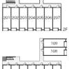 1R Apartment to Rent in Chiba-shi Inage-ku Floorplan