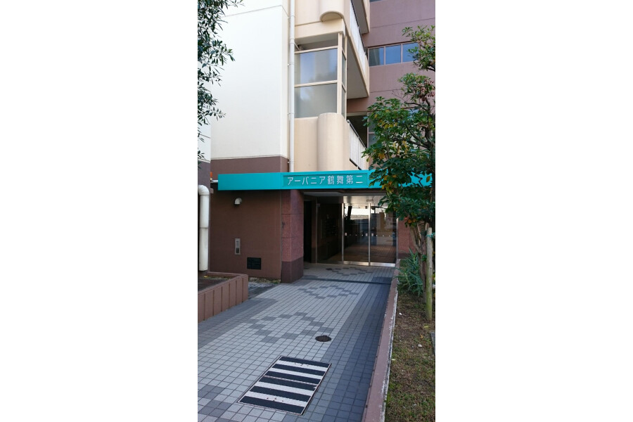3LDK Apartment to Rent in Nagoya-shi Naka-ku Entrance