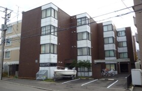 Whole Building {building type} in Kita36-jonishi - Sapporo-shi Kita-ku