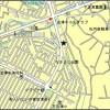 2LDK Apartment to Rent in Sakura-shi Access Map