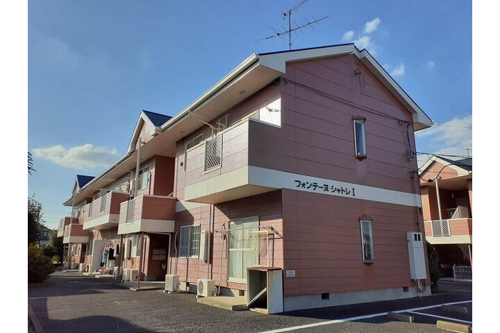 3DK Apartment to Rent in Zama-shi Exterior