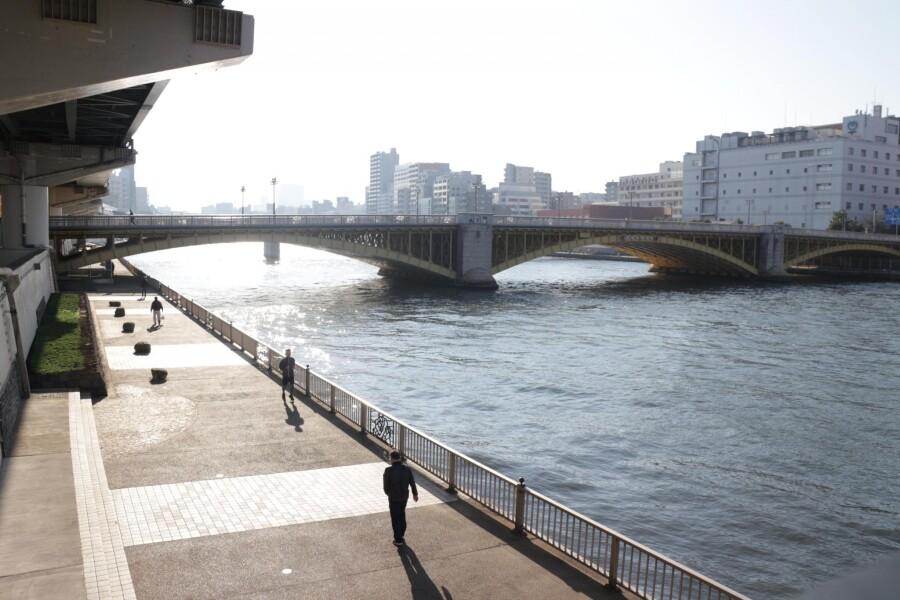 1K Apartment to Rent in Sumida-ku Park