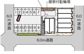 東近江市 桜川西町 1K アパート