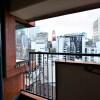 2LDK Apartment to Buy in Osaka-shi Kita-ku Balcony / Veranda