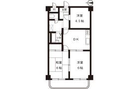 3DK Mansion in Kanai - Machida-shi