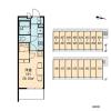 1K Apartment to Rent in Kawasaki-shi Kawasaki-ku Floorplan
