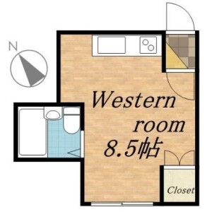 Whole Building {building type} in Nishioka 2-jo - Sapporo-shi Toyohira-ku Floorplan