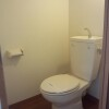 1K Apartment to Rent in Fujimino-shi Toilet