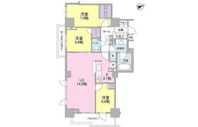 3LDK Mansion in Sotokanda - Chiyoda-ku