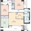 3LDK Apartment to Buy in Toyonaka-shi Floorplan