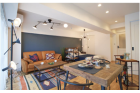 1R Apartment to Buy in Koto-ku Interior