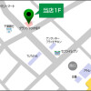 1K Apartment to Rent in Matsudo-shi Access Map