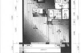 福岡市博多区 - 博多駅前 大厦式公寓 1LDK