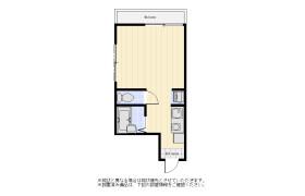江戸川区 平井 1K マンション