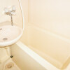 在青梅市內租賃1K 公寓大廈 的房產 浴室