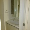 1LDK Apartment to Rent in Chuo-ku Washroom